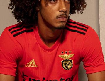 El Benfica renueva con Adidas hasta 2027
